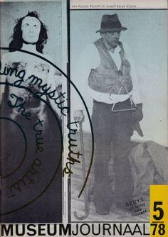 Museumjournaal 5 '78  Beuys: ich kenne kein Weekend