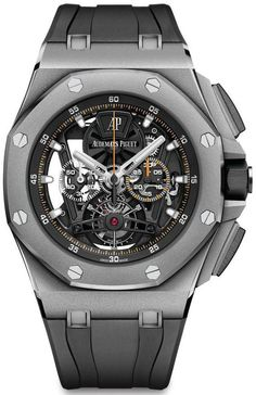 Audemars Piguet Royal Oak Offshore Tourbillon Chronograph The Effects of Testosterone on the Body