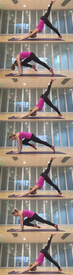 55cb06c7930 Check out these Yoga ab exercises fitness expert Lauren Griffith swears by