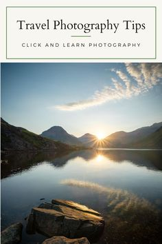 Whether you're a casual snapper or a seasoned social media pro, our top travel photography tips will help you improve your shots on your next adventure.  #photography #photographytips #travel #wanderlust #travelphotography Photography Cheat Sheets, Photography Hacks, Adventure Photography, Photography For Beginners, Digital Photography, Landscape Photography, Travel Photography, Take Better Photos, Shutter Speed