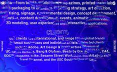 NJ(L.)™, on siteInspire: a showcase of the best web design inspiration. Best Web Design, Web Layout, Video Film, Web Design Inspiration, Interactive Design, Signage, Website, Digital, Books