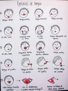 Lenguaje Oral Motor Activities, Speech Therapy Activities, Learning Activities, Kids Learning, Activities For Kids, Apraxia, Speech Language Pathology, Speech And Language, Kids Education