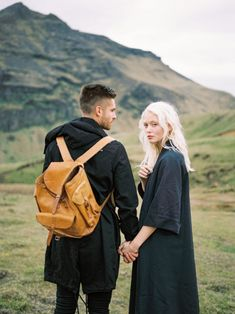Outdoor Engagement Session in Iceland - Once Wed