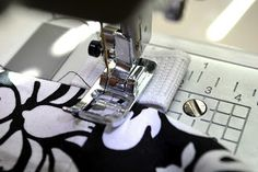 Rock the Stitch: Quick tip for sewing over multiple layers or bulky fabric