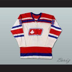 Mike Amodeo WHA Ottawa Nats Hockey Jersey Stitch Sewn NEW. SHIPPING TIME IS  ABOUT 3 3c67968ee