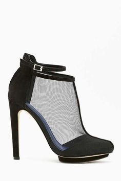 Shoe Cult Jet Mesh Pump