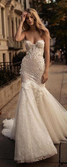 Berta Bridal Fall Wedding Dresses 2017 / http://www.deerpearlflowers.com/berta-fw-2017-wedding-dresses/6/