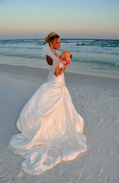 Destin FL, April 2011:  photo by Sunset Beach Weddings