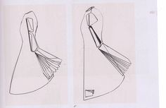 「hussein chalayan sketches」の画像検索結果