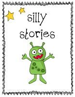 Silly Stories Story Starters - Choose a Character, Setting and Plot from the picture and word cards. Then, write or tell a story about the fun and unique combination.