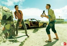 The Summer Road Trip Style Guide Photos | GQ