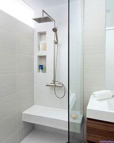 032 Clever Small Bathroom Design Ideas
