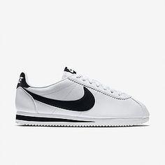 Casual | mode Nike cortez noir et blanc