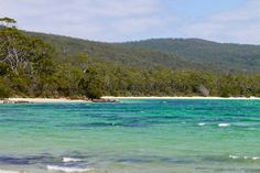 Großartiger Ausblick auf die Recherche Bay - Cockle Creek - Tasmania