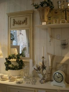 Shabby chic and romantic ispirations by goga.roca