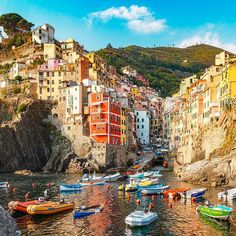What are your favorite places in Italy?