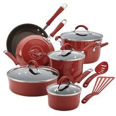 Win Rachael Ray 12-Piece Cookware Set