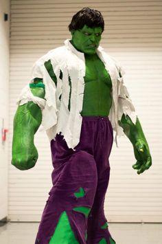 Hulk  Boston Comic Con 2012.
