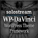 Solostream - Premium WordPress Themes websites responsive themes  on sale for blackfriday and cyber monday . best wordpress themes deals for 2013