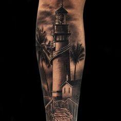 Hai Tattoos, Forarm Tattoos, Neue Tattoos, Skull Tattoos, Body Art Tattoos, Cool Tattoos, Tattoos For Guys, Tatoos, Nautical Tattoo Sleeve