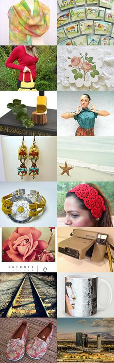 Spring Vacation by Arlene on Etsy--Pinned with TreasuryPin.com