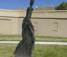 La escultura que desaparece