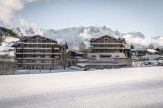 Das PURADIES im Herzen Leogangs. Winterurlaub deluxe. #hotel #leogang #puradies #winterurlaub #visitaustria #austria