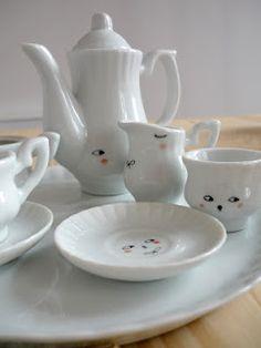 Service à thé - Muik Design