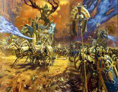 Dynasties et l' avènement de Nagash
