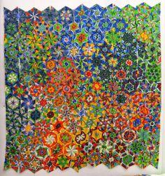 Canton Village Quilt Works ~ Sally's One Block Wonder