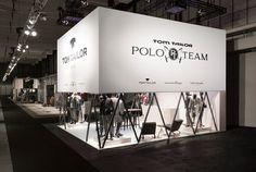 Tom Tailor Stand at Modefabriek 2015 by DITTEL | ARCHITEKTEN GmbH, Amsterdam – The Netherlands » Retail Design Blog