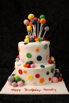 balls cake | Flickr - Photo Sharing!