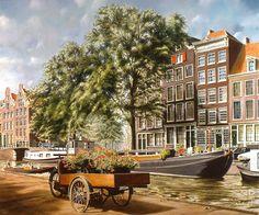 Tjalf Sparnaay  Prinsengracht II
