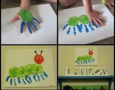 Spring craft for kids!