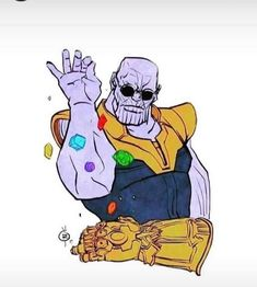 This = #lol!  #Thanos was a straight cold blooded #gangster in #AvengersInfinityWar right down to the end.  That ending had everybody like #WTF!  Talk the mother of all cliffhangers.  But it had to be soooo suspenseful to set up the last #Avengers #movie.  But #BRUH!  #memes #marvel #marvelcomics #mcu #movies #film #villain #thuglife #truth #lol #instamood #instagood #haha #yes #this #scifi #meme #funnymemes #sciencefiction