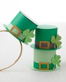 Follow this easy DIY to craft the perfect addition to your St. Patrick's Day outfit.