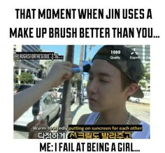 Image via We Heart It https://weheartit.com/entry/144092397 #derp #girl #jin #kpop #bts #bangtan #jhope