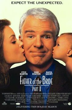 Father of the Bride 2 wedding movie