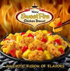 Christine's Kitchen Chronicles: SweetFire Chicken