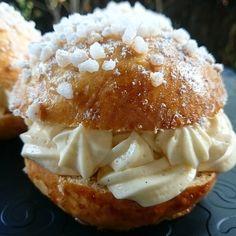 Tropezienne.. #menubistronomique #tropezienne #dessert #pâtisserie #pastry #faitmaison