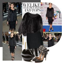 """""""Olivia Palermo - Get The Look"""" by anne-mclayne on Polyvore"""