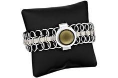 Bracelet maillons PJ Delphine-Charlotte Parmentier