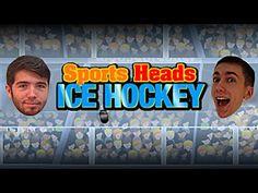 SPORTS HEADS ICE HOCKEY (WITH JOSH) - http://hockeyvideocenter.com/sports-heads-ice-hockey-with-josh/