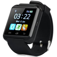 Share and Get It FREE Now | Join Gearbest |   Get YOUR FREE GB Points and Enjoy over 100,000 Top Products,U8S Smart Bluetooth 3.0 Watch Outdoor Sports Smartwatch