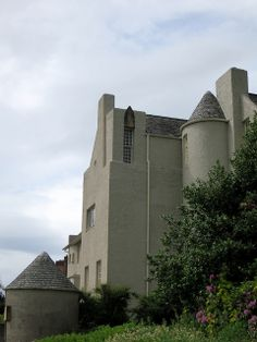 The Hill House by Charles Rennie Mackintosh