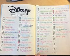 "0 Likes, 1 Comments - Lou Fallon (@bujowithlou) on Instagram: ""Created a watch list for all the classic Disney animated feature films! • • • • #disneybujo…"""