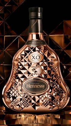 Sublime Spirits in Designer Bottles: Hennessy X.O Exclusive Collection by Tom Dixon.