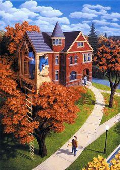 Het-magische-realisme-van-Rob-Gonsalves-3