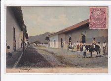 NICARAGUA : old postacrd : recuerdo de nicaragua