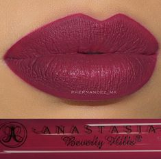 lipsticks n lattes — Anastasia Beverly Hills New Liquid Lipstick in...